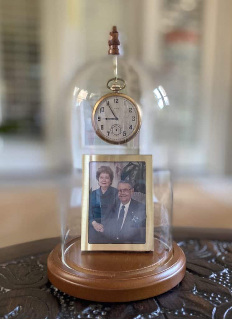 John's grandparents, Bob & Nona Doland
